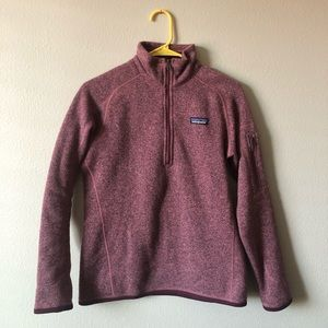 patagonia // better sweater
